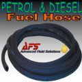 COTTON OVER BRAIDED FUEL HOSE DIN73379 TYPE B